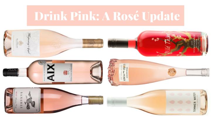 Drink Pink: A RoséUpdate